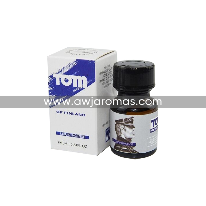 10ML Tom of Finland Blue Leather Cleaner