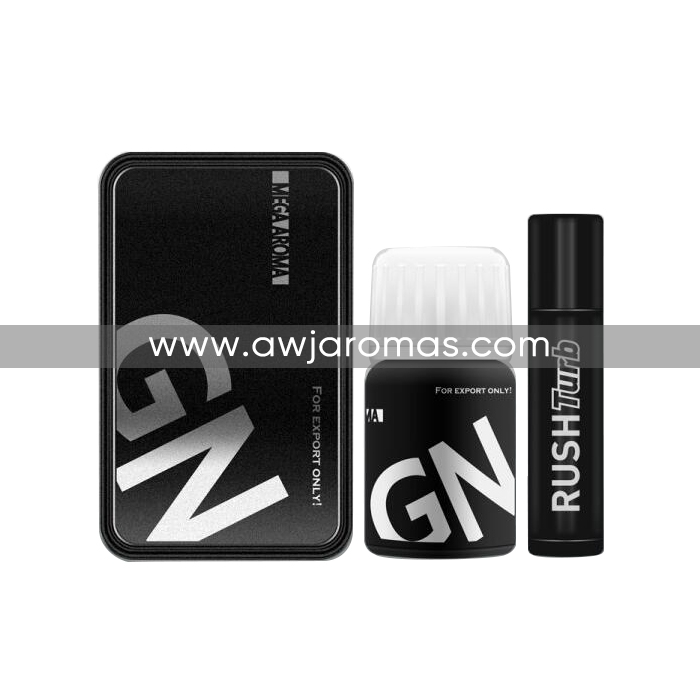 40ML Iron Box GN Black Leather Cleaners