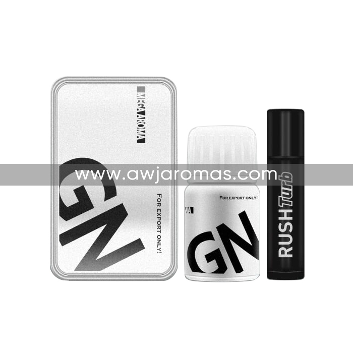 40ML Iron Box GN White Leather Cleaners