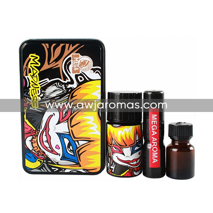 40ML Iron Box Madness black Leather Cleaners